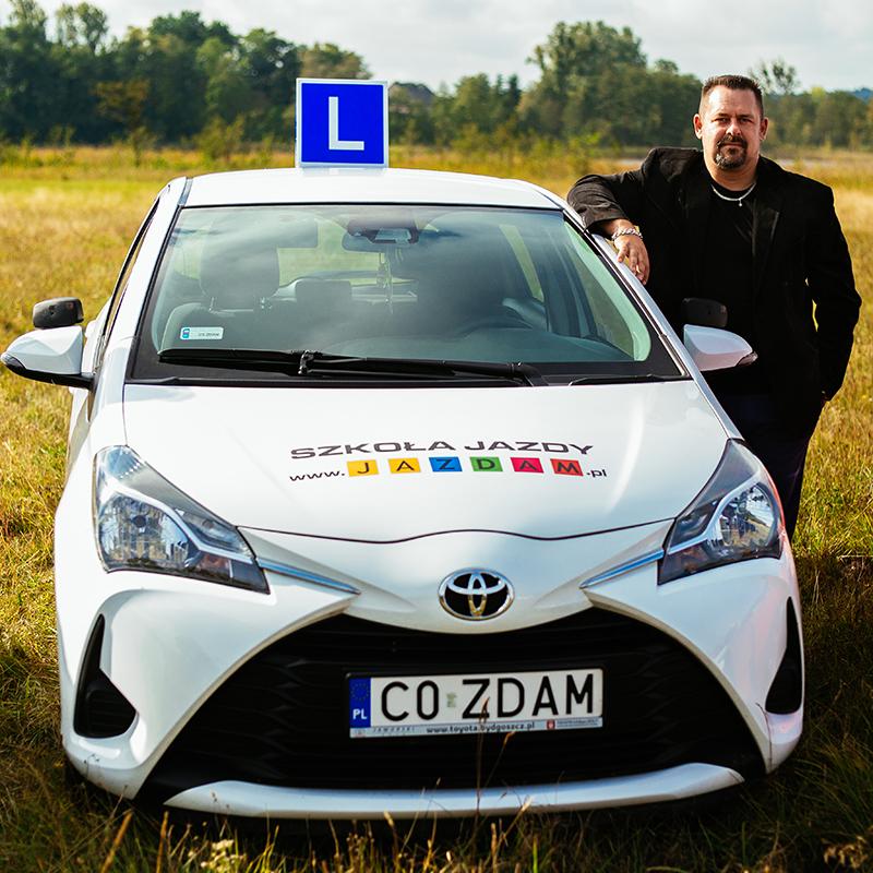 Mariusz - kurs prawa jazdy bydgoszcz